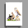 THE BEST OF FRIENDS Poster Print (Portrait)