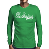 The Bestman Mens Long Sleeve T-Shirt
