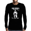 The Big Lebowski Homage Mens Long Sleeve T-Shirt
