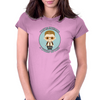The Big Lebowsky - Walter Womens Fitted T-Shirt