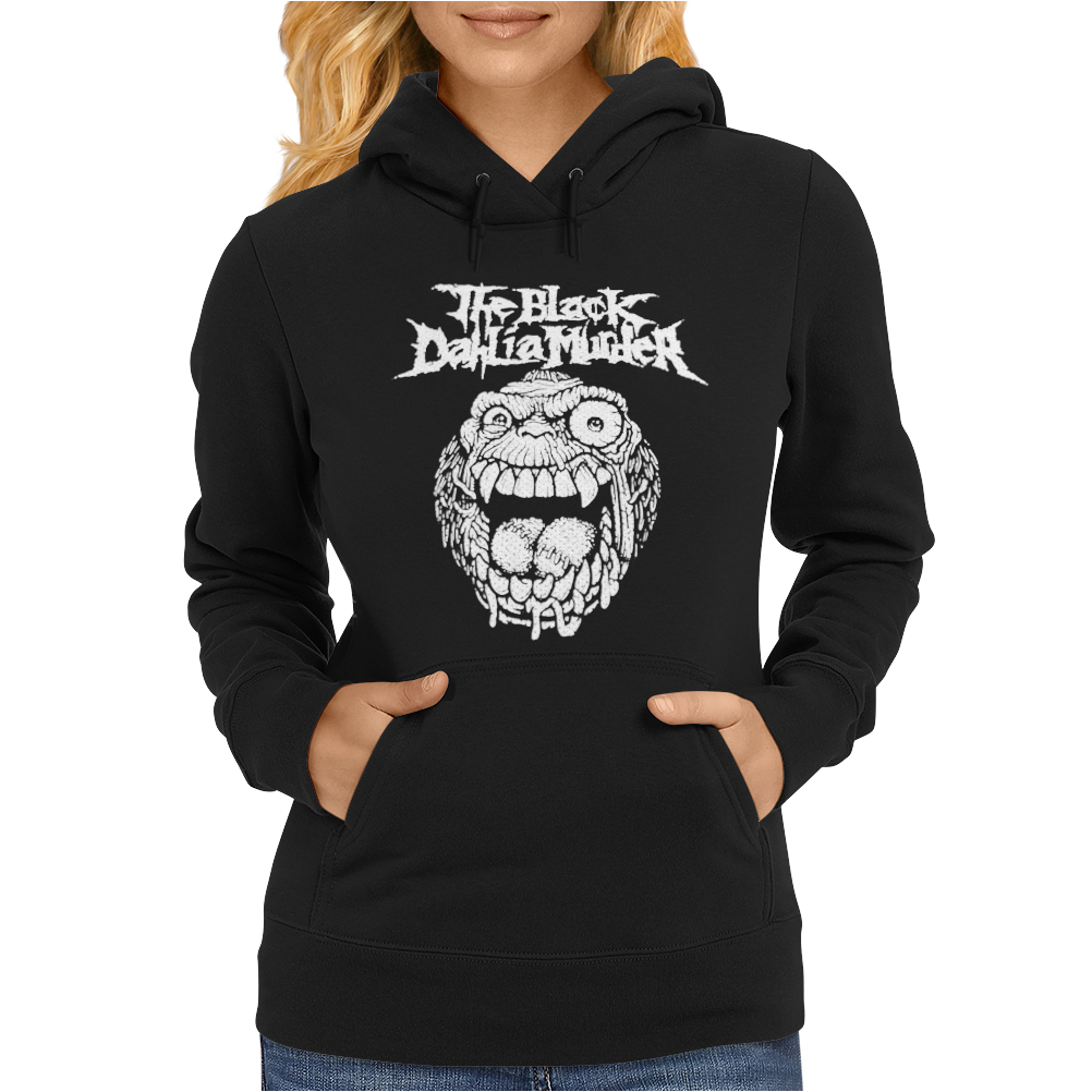 The Black Dahlia Murder music concert Womens Hoodie