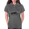 The Black Shadow Womens Polo