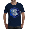 The blue celtic unicorn Mens T-Shirt