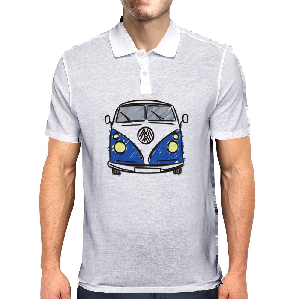 The Blue Van Mens Polo