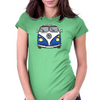 The Blue Van Womens Fitted T-Shirt