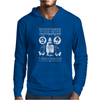 The Blues Brothers Homage Mens Hoodie