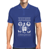 The Blues Brothers Homage Mens Polo