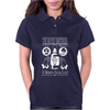 The Blues Brothers Homage Womens Polo