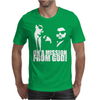 THE BLUES BROTHERS INSPIRED ON A MISSION FROM GOD FUNNY Mens T-Shirt