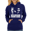THE BLUES BROTHERS INSPIRED ON A MISSION FROM GOD FUNNY Womens Hoodie
