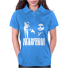 THE BLUES BROTHERS INSPIRED ON A MISSION FROM GOD FUNNY Womens Polo