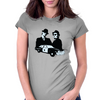 The Blues Brothers Womens Fitted T-Shirt