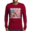 The Blues- Written In Blood Mens Long Sleeve T-Shirt
