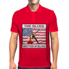 The Blues- Written In Blood Mens Polo