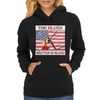 The Blues- Written In Blood Womens Hoodie