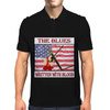 The Blues- Written With Blood Mens Polo