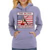 The Blues- Written With Blood Womens Hoodie