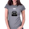The BMW 2002 Womens Fitted T-Shirt