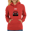 The BMW 2002 Womens Hoodie