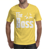 The Boss Gangster Funny Mens T-Shirt