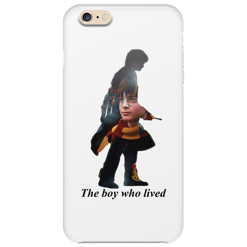 The boy who lived Phone Case