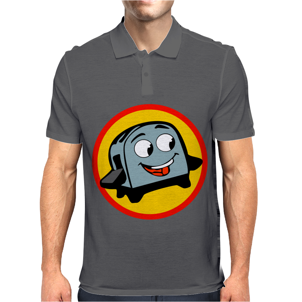 The Brave Little Toaster To The Rescue Mens Polo