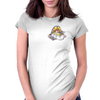 The bricklayer Womens Fitted T-Shirt