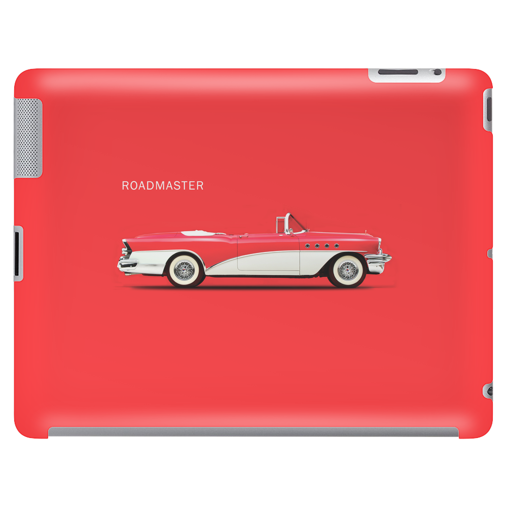 The Buick Roadmaster Tablet (horizontal)