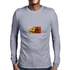 the burger lover Mens Long Sleeve T-Shirt