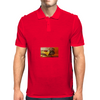 the burger lover Mens Polo