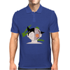 The bust of Astro Boy Mens Polo