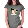 The bust of Astro Boy Womens Fitted T-Shirt