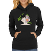 The bust of Astro Boy Womens Hoodie