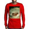 The car Mens Long Sleeve T-Shirt