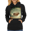 The car Womens Hoodie