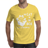 The Cat In The Box Mens T-Shirt
