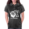 The Cat In The Box Womens Polo