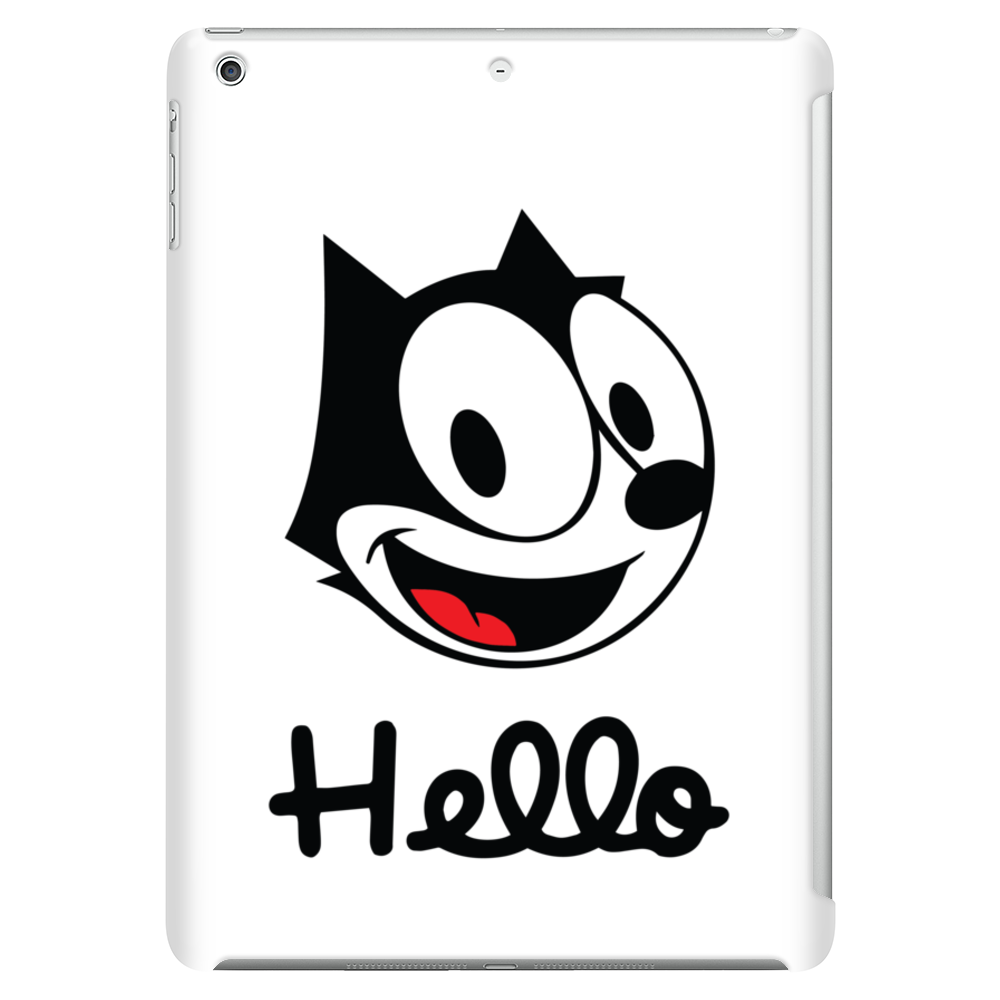 The cat named felix Tablet