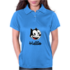 The cat named felix Womens Polo
