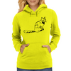 The CAT Womens Hoodie