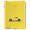 The Chevrolet Corvette Tablet (vertical)