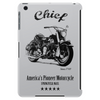 The Chief Motorcycle Tablet