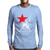 The Clash Inspired Long Sleeve Mens Long Sleeve T-Shirt