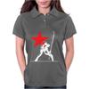 The Clash Inspired Long Sleeve Womens Polo