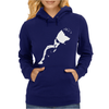The Clash Joe Strummer Womens Hoodie