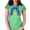 The Claw Womens Fitted T-Shirt