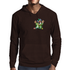 The clown Mens Hoodie