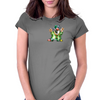The clown Womens Fitted T-Shirt