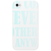 THE COLD NEVER BOTHERED ME ANYWAY Phone Case