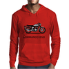 The Commando 850 Mens Hoodie